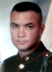 Marine 2nd Lt. Frederick E. Pokorney Jr.