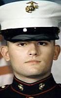 Marine Lance Cpl. Taylor B. Prazynski