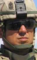 Army 1st Sgt. Christopher C. Rafferty