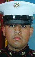 Marine Lance Cpl. Benito A. Ramirez