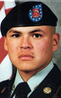 Army Sgt. Reyes  Ramirez
