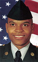 Army Pfc. Brandon  Ramsey