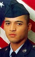 Air Force Staff Sgt. Ray  Rangel