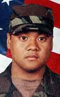 Army Spc. Rel A. Ravago IV