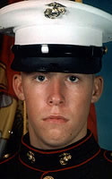 Marine Pfc. Christopher J. Reed