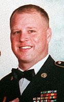 Army Sgt. 1st Class Randall S. Rehn