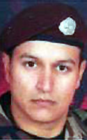 Air Force Staff Sgt. Juan M. Ridout
