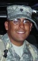 Army Cpl. Jonathan  Rivadeneira