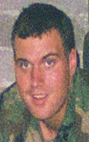 Army Cpl. John T. Rivero