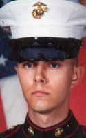 Marine Pfc. Christopher T. Riviere