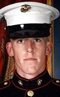 Marine Lance Cpl. Bob W. Roberts
