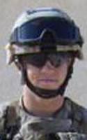 Army Spc. Jeremiah W. Robinson