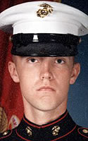 Marine Cpl. Jeffry A. Rogers