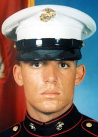 Marine Cpl. Randal Kent Rosacker