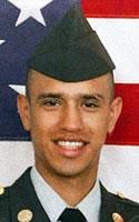 Army Pfc. Richard H. Rosas