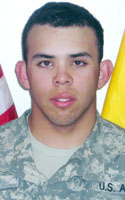 Army Pfc. Jonathan M. Rossi