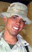 Marine Lance Cpl. Gregory P. Rund