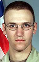 Army Pfc. Aaron J. Rusin