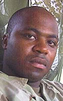 Army Sgt. Monta S. Ruth