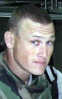Army Spc. Lyle W. Rymer II