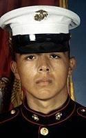 Marine Cpl. Rudy  Salas