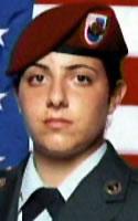 Army Spc. Adriana N. Salem