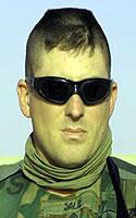 Army Sgt. 1st Class David J. Salie