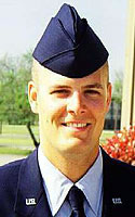 Air Force Airman 1st Class Jesse M. Samek