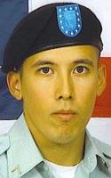 Army Spc. Dennis K. Samson Jr.