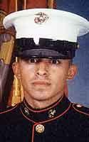 Marine Pfc. Leroy  Sandoval Jr.