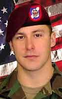 Army Spc. Matthew J. Sandri