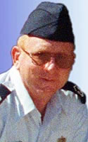 Air Force Master Sgt. David A. Scott