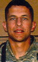 Army Sgt. 1st Class Benjamin L. Sebban