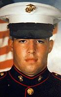 Marine Lance Cpl. Matthew K. Serio