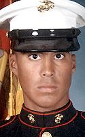 Marine Lance Cpl. Nazario  Serrano