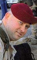 Army Staff Sgt. Wentz Jerome Henry Shanaberger III