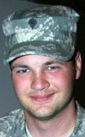 Army Spc. Bradley N. Shilling