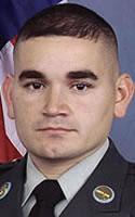 Army Staff Sgt. Marco A. Silva
