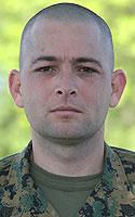 Marine Staff Sgt. Chad J. Simon