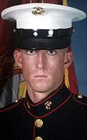 Marine Lance Cpl. Abraham  Simpson