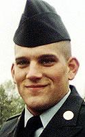 Army Pfc. Steven F. Sirko