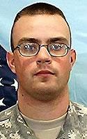 Army Sgt. Eric W. Slebodnik