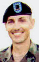 Army Sgt. 1st Class Paul R. Smith