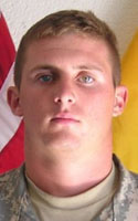 Army Cpl. Brandon W. Smitherman