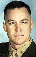 Marine Maj. John C. Spahr
