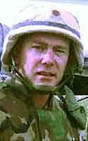 الرائد بالجيش كريستوفر جيه سبلينتر