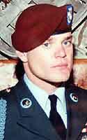 Army Pvt. Bryan Nicholas Spry