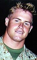 Marine Cpl. John R. Stalvey