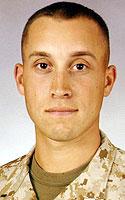 Marine 1st Lt. Andrew K. Stern