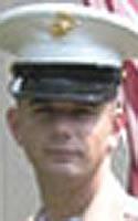 Marine Sgt. Morgan W. Strader